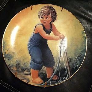 "Hackett American plate ""Randy"" for sale"